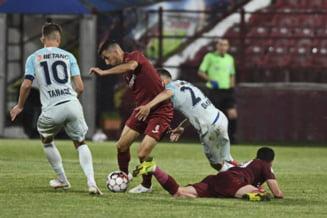 "FCSB - CFR Cluj se joaca la Giurgiu. ""Ros-albastrii"" au sperat ca vor putea evolua pe National Arena"