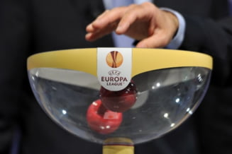 FCSB, CFR Cluj si U Craiova isi vor afla luni posibilii adversari din play-off-ul Europa League