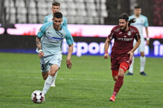 FCSB- Gaz Metan Medias 2-2, doua goluri in minutele de prelungire, FCSB are sanse mici la titlu