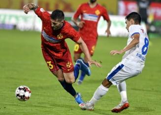 FCSB, calificare in genunchi in turul III al Europa League dupa o infrangere cu Alashkert