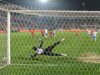 FCSB, egal in ultimul meci din sezonul regular. Oamenii lui Becali asteapta rezultatul meciului Craiova - CFR pentru a vedea pe ce loc termina