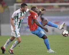 FCSB, eliminata din Europa League dupa gafele portarului Vlad