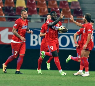 FCSB, inca un semiesec in Liga 1