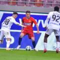 FCSB, victorie chinuita la Arad. Oamenii lui Becali conduc clasamentul in Liga 1