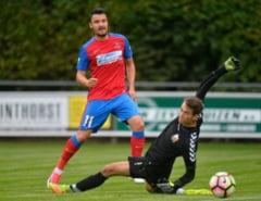 FCSB, victorie clara intr-un amical: Budescu a facut din nou spectacol