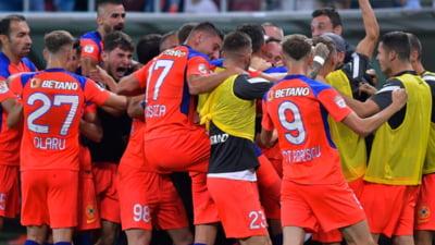 FCSB, victorie la Craiova dintr-un penalty contestat de gazde! Adrian Mutu, aproape de demitere după o nouă înfrângere