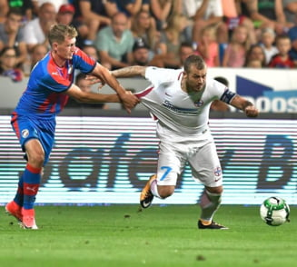 FCSB, victorie la scor cu Plzen in Europa League