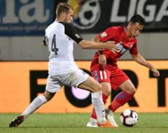 FCSB a facut scor in meciul retur cu Rudar Velenje din Europa League