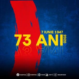 FCSB a oferit un mesaj controversat in ziua in care Steaua Bucuresti implineste 73 de ani