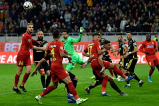 FCSB a pierdut un meci amical cu ultima clasata din Liga 1