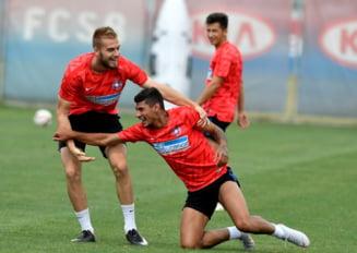 FCSB a rezolvat cea mai mare problema inaintea derbiului cu Dinamo
