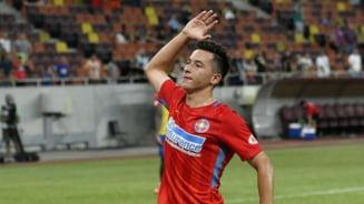 FCSB a spulberat CSU Craiova în derby-ul Ligii 1 de fotbal