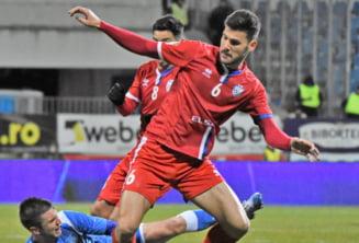 FCSB anunta ca face o oferta de 400 de mii de euro pentru un fotbalist
