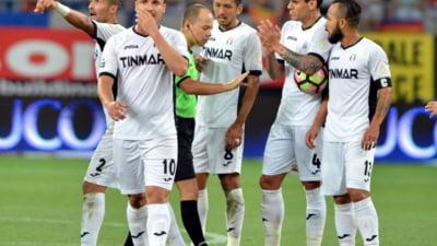 FCSB anunta transferuri in masa dupa esecul din derbiul cu Dinamo