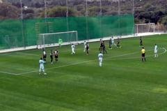 FCSB castiga amicalul contra lui Karlsruher cu un gol fantastic