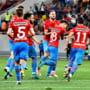 FCSB castiga la limita la Timisoara