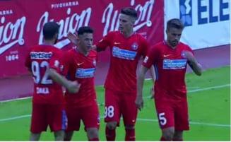 FCSB debuteaza cu o victorie in Europa League