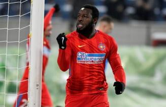 FCSB il pierde pe Gnohere: Iata ce oferte a primit golgheterul francez