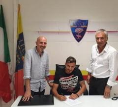 FCSB l-a vandut pe Benzar in Serie A - oficial