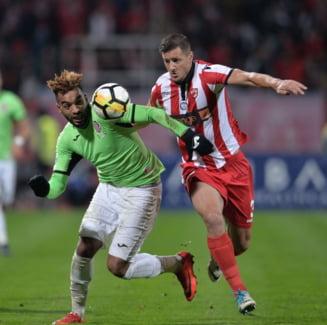 """FCSB negociaza cu atacantul lui CFR Cluj: """"Am vorbit cu Gigi Becali"""""""