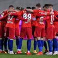 FCSB nu-și revine după înfrângerea rușinoasă din Kazahstan. Echipa lui Becali a reușit egalarea la Arad cu un gol in minutul 90