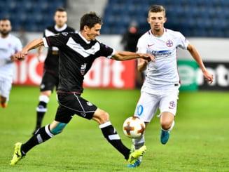 FCSB pierde acasa cu Lugano si rateaza primul loc in grupa de Europa League