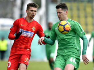 FCSB pierde primul joc din Liga 1 pe teren propriu dupa doi ani, la capatul unei evolutii catastrofale cu Concordia Chiajna