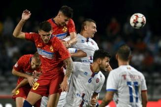 FCSB renunta la inca patru jucatori
