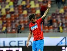 FCSB s-a despartit deja de un jucator dupa pierderea titlului in Liga 1