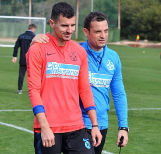 FCSB scoate o remiza in primul amical din 2019