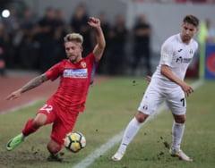 FCSB scoate un egal pe terenul lui Sporting Lisabona