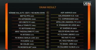 FCSB si FC Botosani si-au aflat adversarii din Europa League