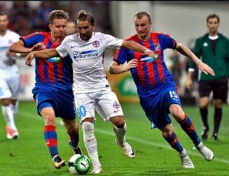 FCSB si Viitorul, in playoff: UEFA a anuntat zilele si orele meciurilor