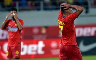 FCSB si-a stabilit noul obiectiv dupa ce a ajuns pe loc retrogradabil in Liga 1