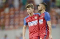 FCSB va ceda trei jucatori in Liga II din Romania - presa