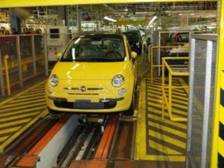 FIAT dezminte ca ar vrea sa produca autoturisme in Romania