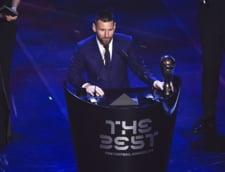 FIFA, implicata intr-un scandal urias: Forul international e acuzat ca a falsificat voturile la gala The Best