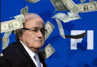 FIFA a depus plangere penala impotriva lui Sepp Blatter. Ce i se reproseaza fostului presedinte al forului mondial
