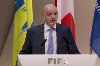 FIFA si-a ales noul presedinte: Gianni Infantino a castigat alegerile