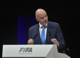 FIFA vrea mai multe echipe la Cupa Mondiala
