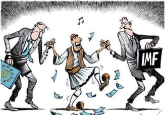 FMI: Europa ar trebui sa restructureze datoria Greciei