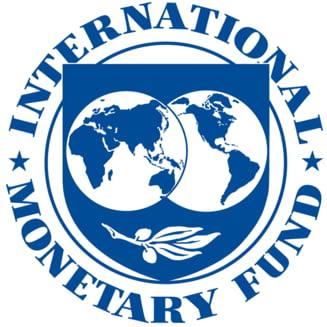 FMI avertizeaza Romania ca ar putea revizui in scadere prognoza privind cresterea economiei