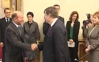 FMI incepe vizita in Romania