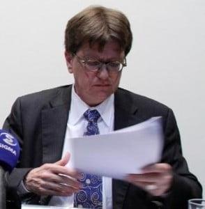FMI santajeaza Guvernul: Nu inmanam scrisoarea de intentie, daca nu privatizati Oltchim si Transgaz (Video)