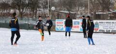 FOTBAL: FC Aninoasa a reluat antrenamentele