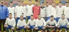 FOTBAL: Juniorii Chindiei au clacat in al doilea meci de la turneul zonal