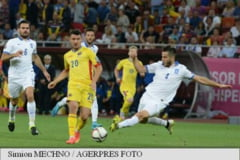 FOTBAL. Preliminariile EURO 2016: Romania - Grecia: 0-0