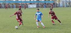 FOTBAL: Urban Titu, infrangere pe teren propriu in meciul cu Muscelul Campulung