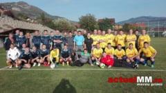 FOTBAL OLD-BOYS - Minerul Baia Sprie a castigat meciul impotriva celor de la Sport Team Baia Mare, scor 3-2 (2-1)