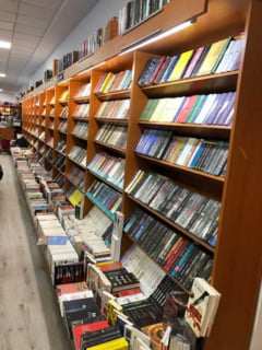 FOTO | Alexandria Librarii din Buzau s-a mutat in casa noua!